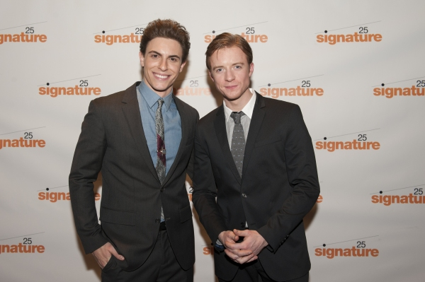 Derek Klena (Boogie) and Matthew James Thomas (Fenwick)