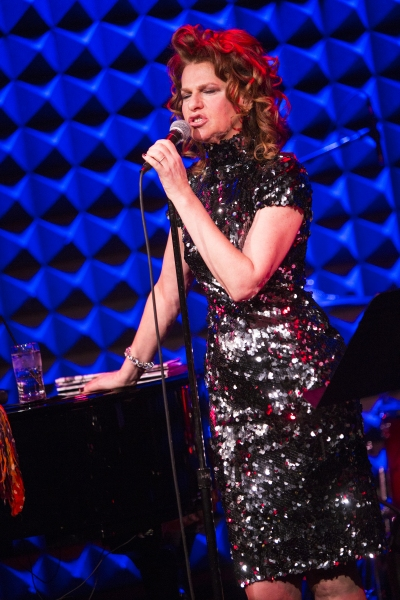 Photo Coverage: Sandra Bernhard  Returns to Joe's Pub with #BLESSED