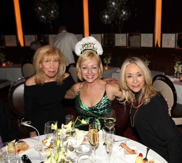 Shelly Goldberg, Maria von Nicolai, Eda Sorokoff
