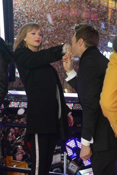 DICK CLARK'S NEW YEAR'S ROCKIN' EVE 2015 WITH RYAN SEACREST - 12/31/14 - Ryan Seacrest leads the traditional countdown to midnight, live from Times SquareTimes Square in New York City on DICK CLARK'S NEW YEAR'S ROCKIN' EVE 2015 WITH RYAN SEACREST, airing