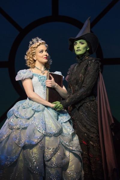 Kara Lindsay and Caroline Bowman