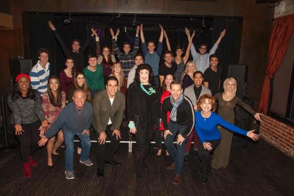 Joe Giamalva (Choreographer), Michael Sterling (Executive Producer), Barbara Van Orde Photo