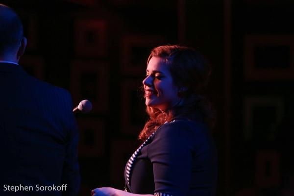 Photo Coverage: Alysha Umphress & Jeff Blumenkrantz Celebrate Album Release at Birdland