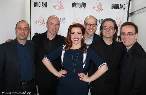 Jeff Blumenkrantz, Alysha Umphress & Band