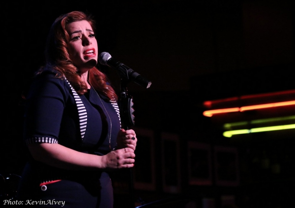 Photo Flash: Alysha Umphress & Jeff Blumenkrantz Play Birdland