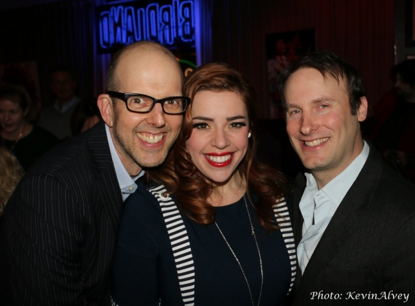 Jeff Blumenkrantz, Alysha Umphress, Michael Croiter