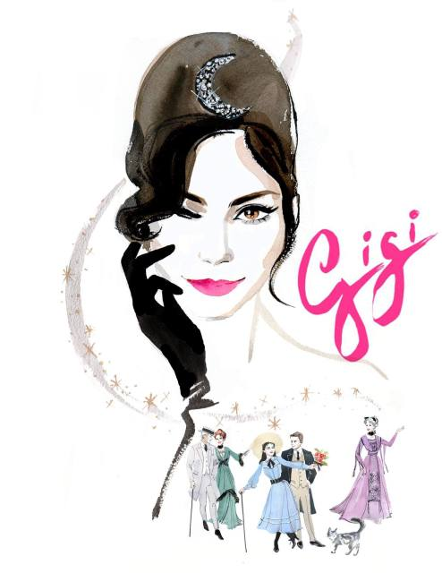 Enchanting New Promo For Broadway Bound GIGI Starring Vanessa Hudgens