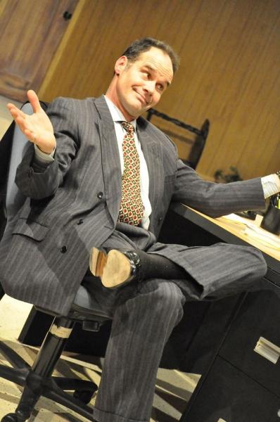 Photo Flash: GLENGARRY GLEN ROSS Opens Tonight at Lakewood Playhouse