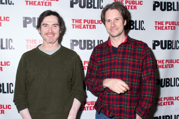 Billy Crudup, Josh Hamilton