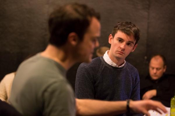 Stephen Plunkett and David McElwee