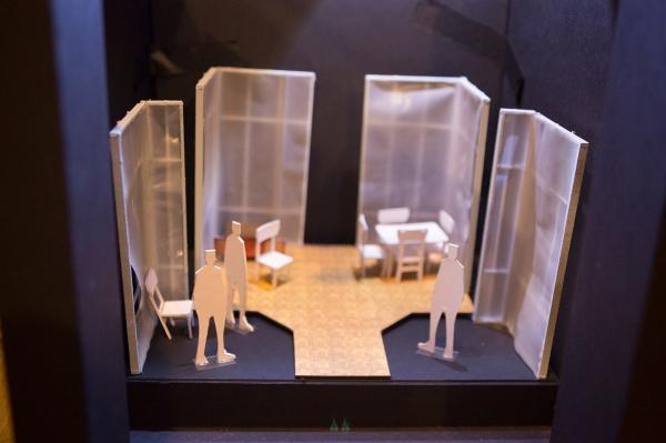 Set Model by Patrick Rizzotti