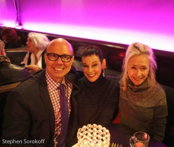 Richie Ridge, Giselle Wolf, Eda Sorokoff