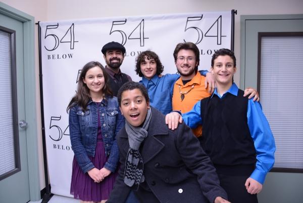 Saum Eskandani & Cast