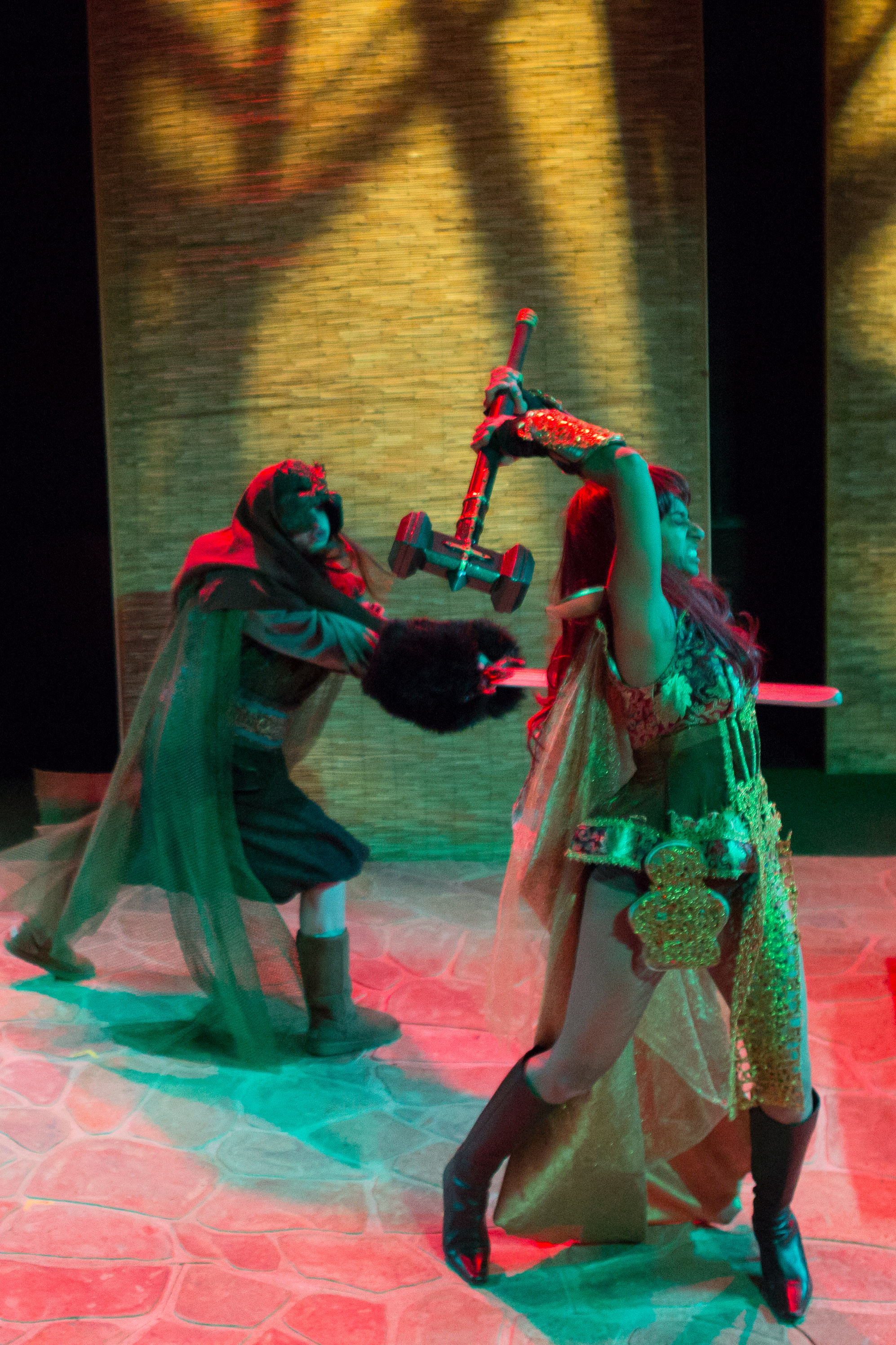 BWW Reviews: IN LOVE AND WARCRAFT at No Rules Theatre Company