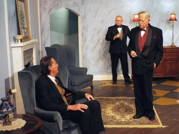 Nick Hughes, Jonathan Morgan, and Charles Smith