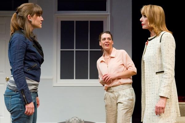 Alice Bahlke, Corey Tazmania and Julia Campanelli