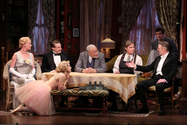 Johanna Day, Fran Kranz, Annaleigh Ashford, James Earl Jones, Richard Thomas, Will Brill and Byron Jennings