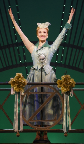 BWW Interview: Kara Lindsay Talks Conquering the High Notes as WICKED's Newest Glinda!