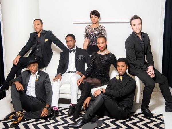Photo Flash: MOTOWN THE MUSICAL Tour Celebrates Music Legacy With High Fashion Portraits