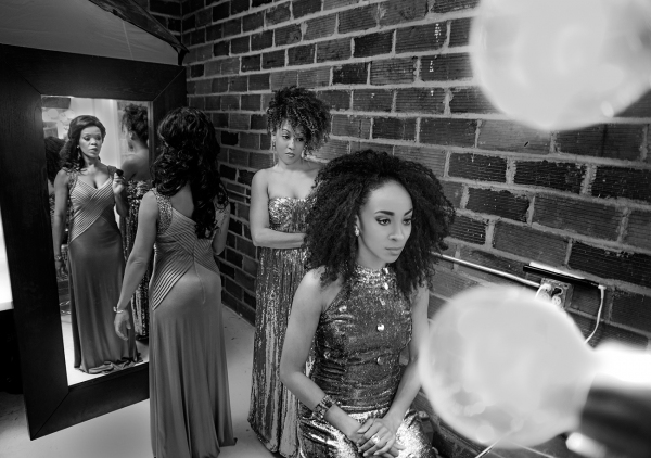 Photo Flash: MOTOWN THE MUSICAL Tour Celebrates Music Legacy With High Fashion Portraits