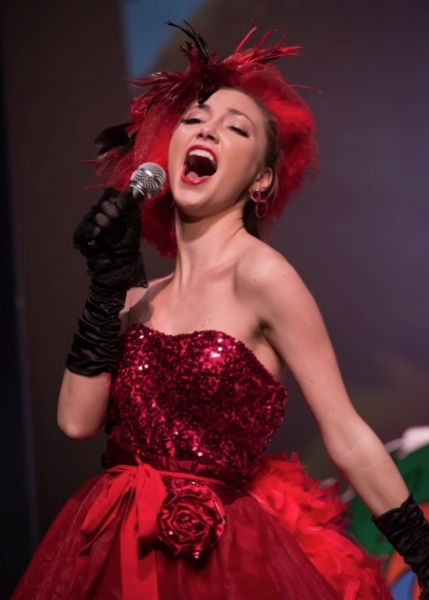 Photo Flash A Class Act Ny S Seussical Jr