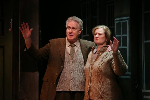 Paul O'Brien and Fiana Toibin