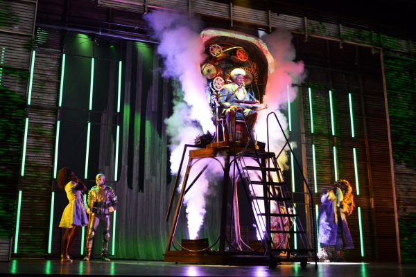 Photo Flash: First Look at THE WIZ at Maltz Jupiter Theatre