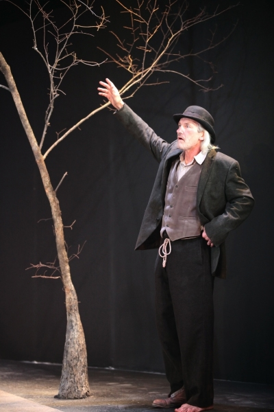 Bruce Cromer as Estragon