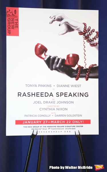 Photo Coverage: Meet the Cast of New Group's RASHEEDA SPEAKING