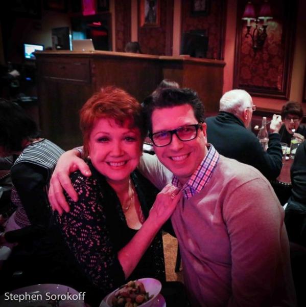 Donna McKechnie & Wayne Grimitter