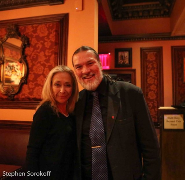 Photo Coverage: KT Sullivan & Jeff Harnar Bring OUR TIME to 54 Below