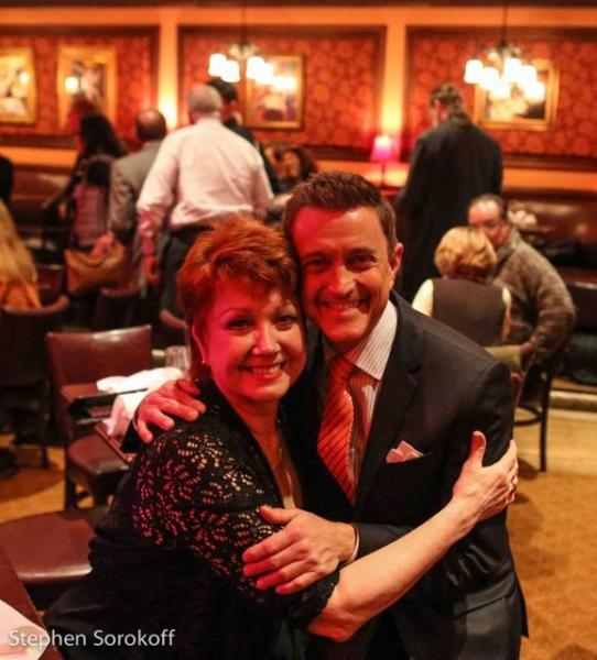 Donna McKechnie & Jeff Harnar