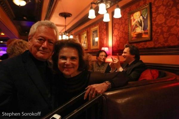 Stephen Sorokoff & Tovah Feldshuh