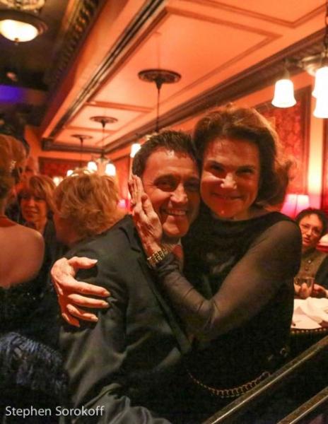 Jeff Harnar & Tovah Feldshuh