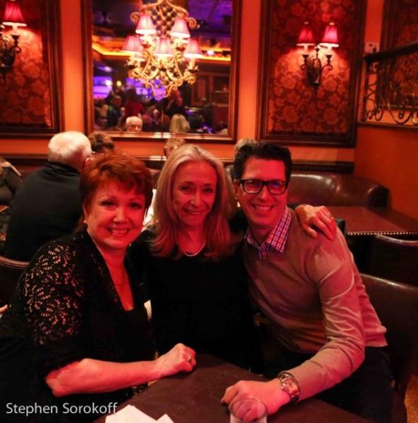 Donna McKechnie, Eda Sorokoff, Wayne Grimitter