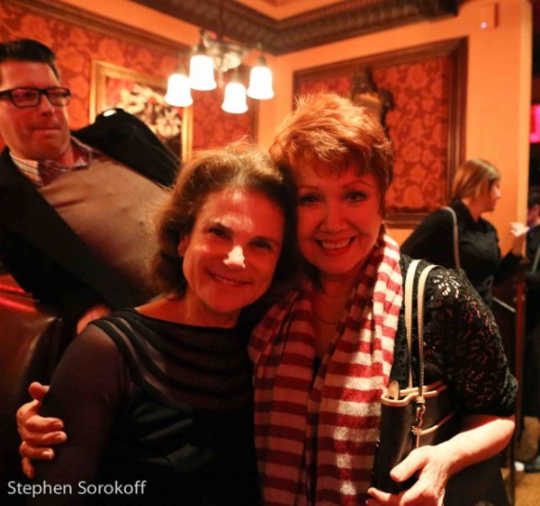 Tovah Feldshuh & Donna Meckenie