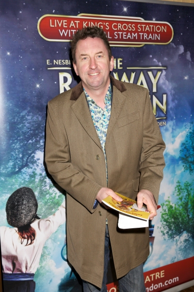 Photo Flash: Inside Opening Night of THE RAILWAY CHILDREN at King's Cross Theatre