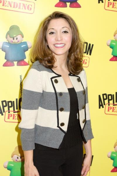 Photo Coverage: YouTube Sensation Christina Bianco Previews APPLICATION PENDING!
