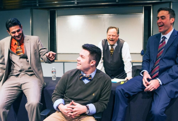 Photo Flash: First Look at IDEATION at Capital Stage