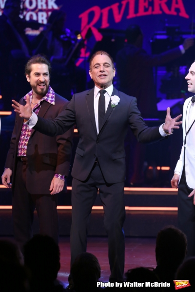 Photos: HONEYMOON IN VEGAS Company Takes Opening Night Bows