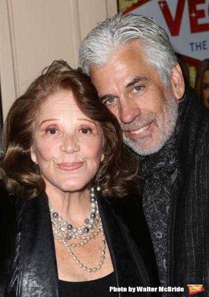 Linda Lavin and husband Steve Bakunas