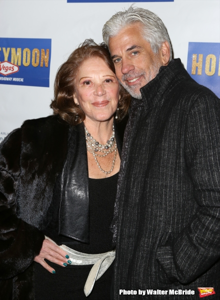Linda Lavin and husband Steve Bakunas