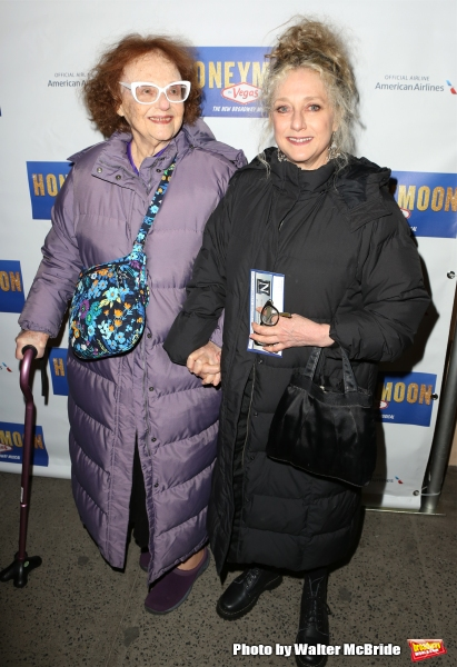 Carol Kane and mom