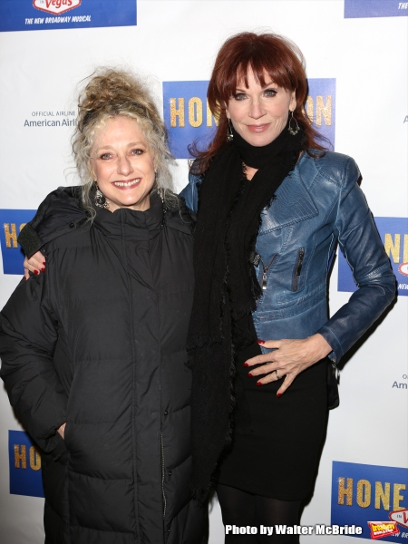 Carol Kane and Marilu Henner