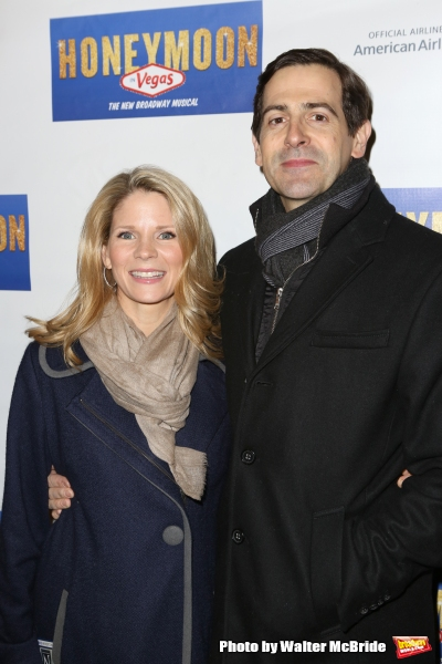Kelli O'Hara and Greg Naughton
