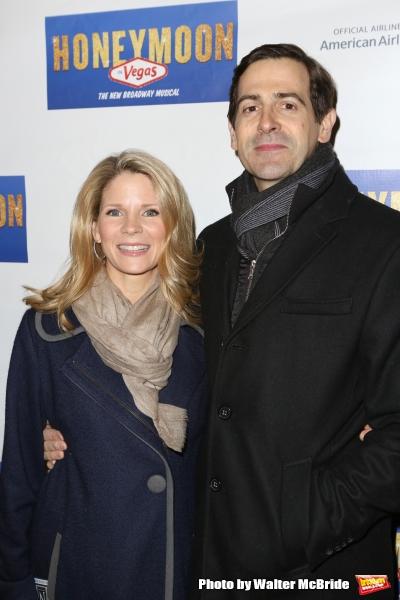 Kelli O'Hara and Greg Naughton