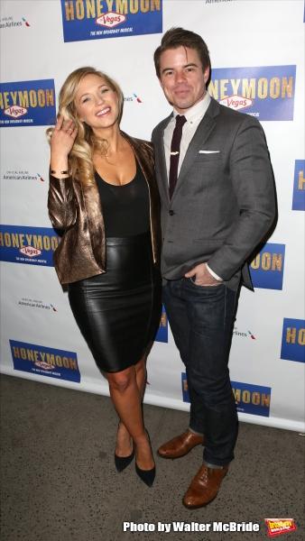 Vanessa Ray and David Hull  Photo