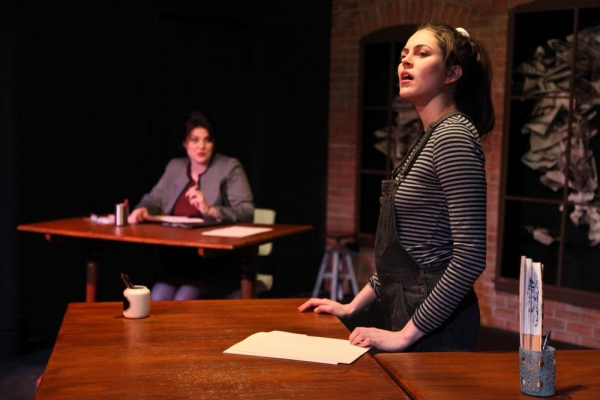 Photo Flash: First Look at The Arc Theatre's TOP GIRLS, Opening Tonight