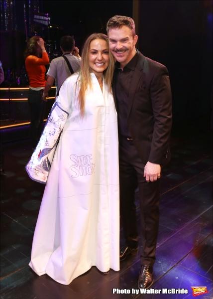 Katie Webber and Denis Jones