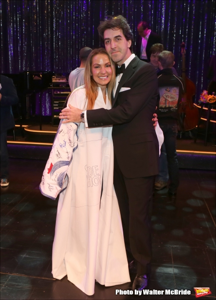 Photo Coverage: Inside The HONEYMOON IN VEGAS Gypsy Robe